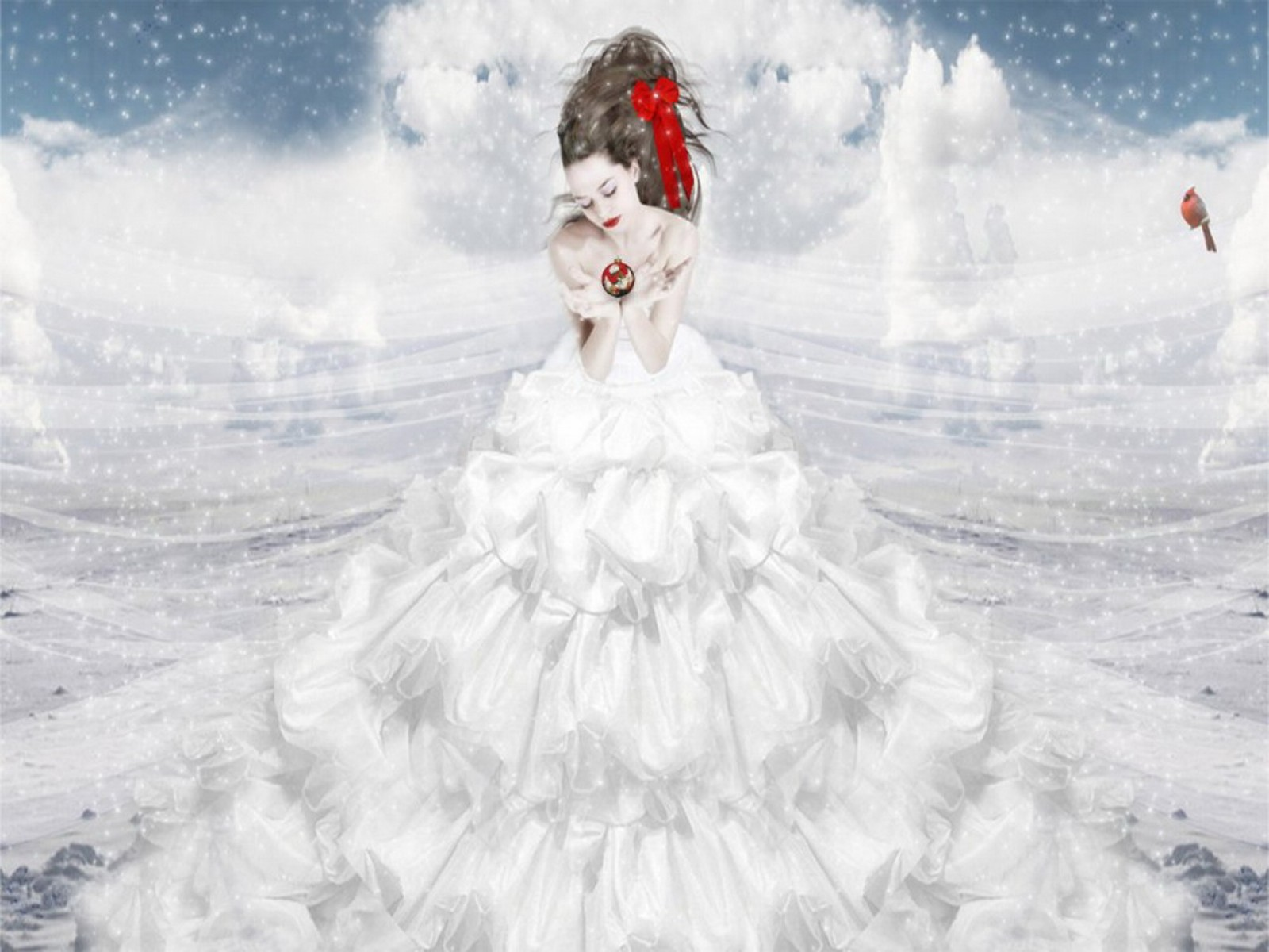 Bride Of White Blizzard