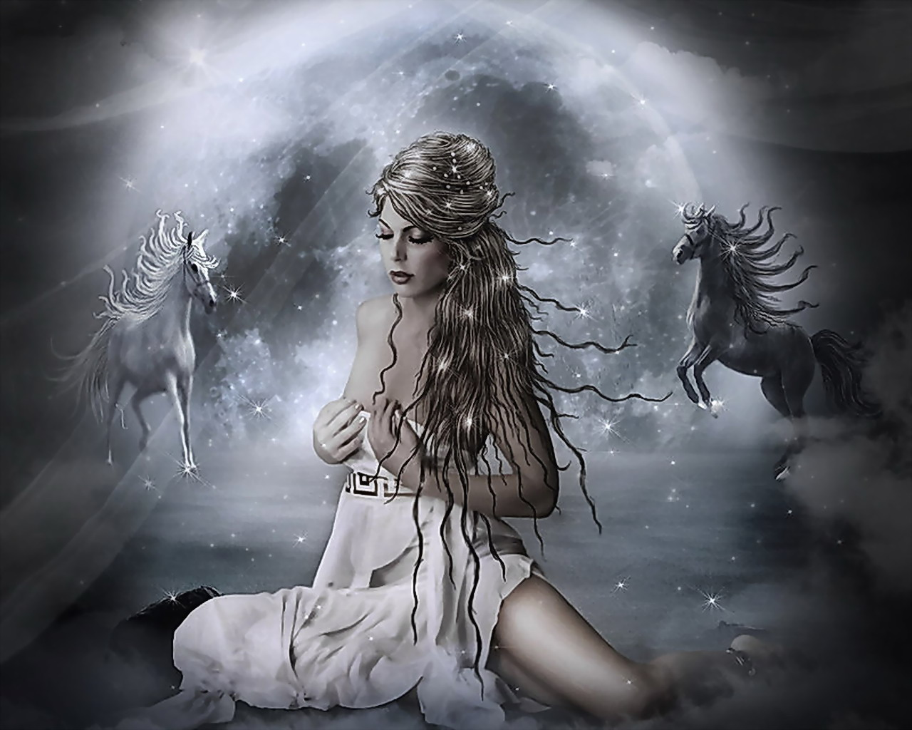 Dream Of Horses, Magic Beauties 3