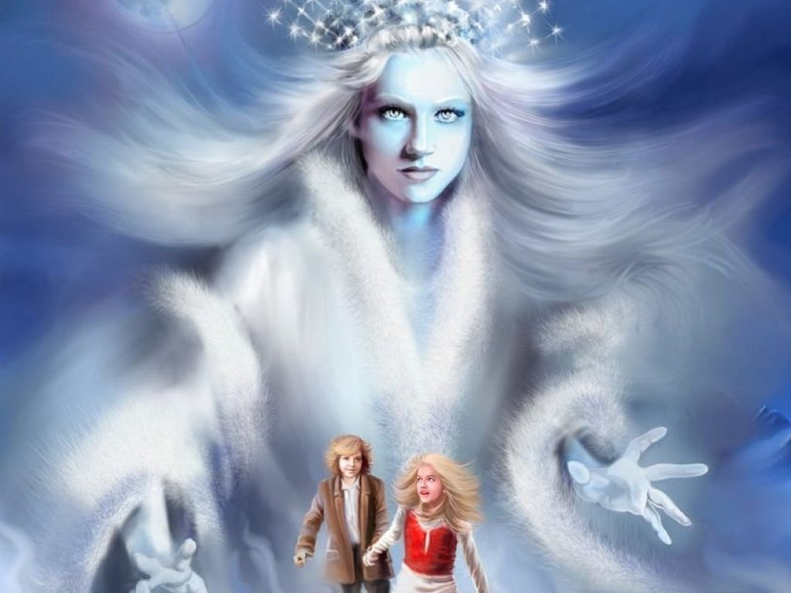 Snow Queen, Magic Beauties 3