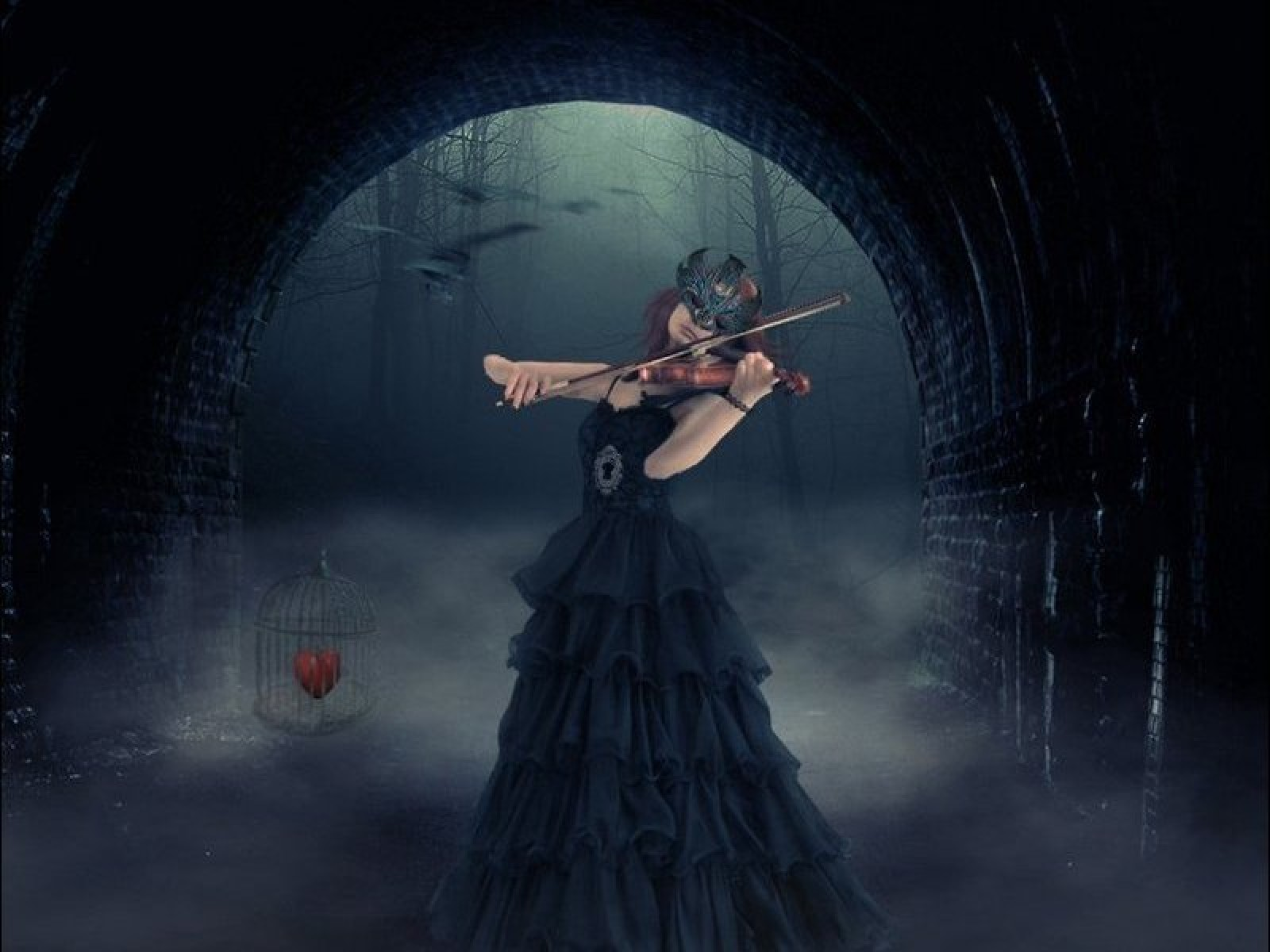 Song Of Heart And Old Violin, Magic Beauties 3