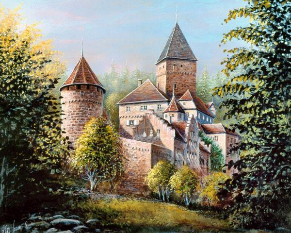 Castle Of Princess