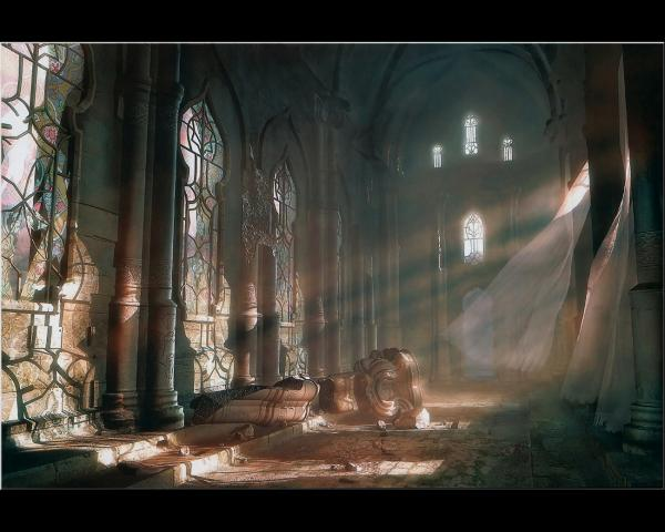 Light In The Deserted Hall