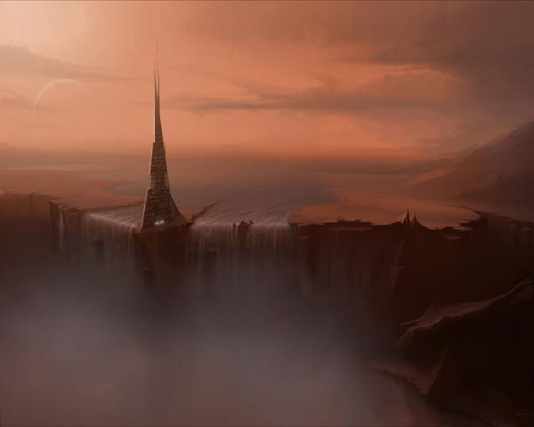 Lonly Citadel, Magical Landscapes 1
