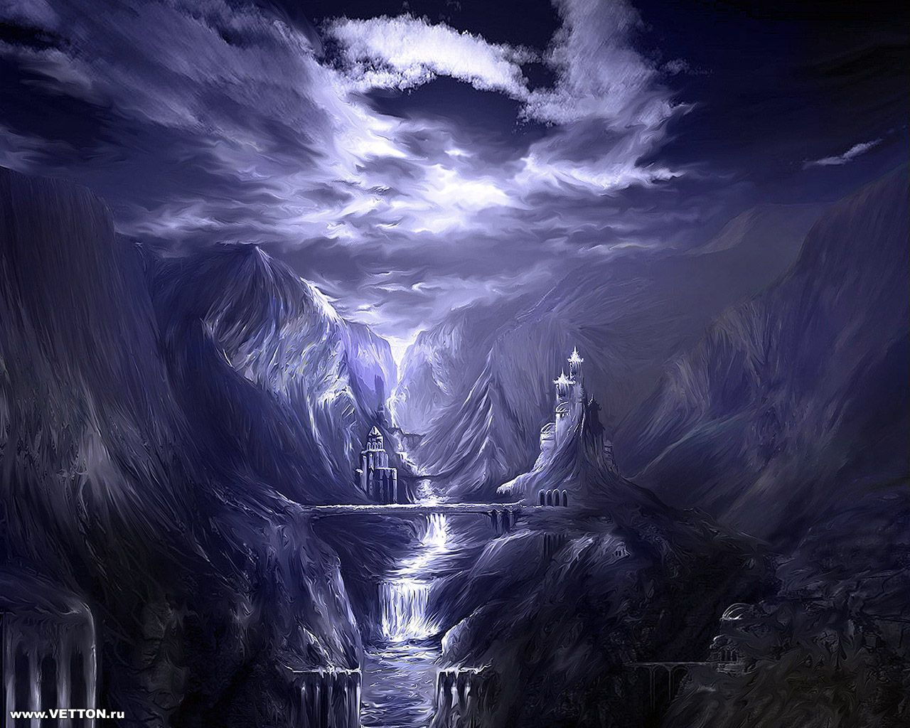 Magick Landscape From Nightmare 7
