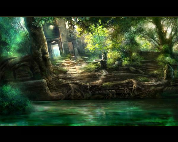 Nightmare Of Mystical Place, Magical Landscapes 6