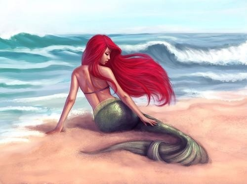 Mermaid Ariel Ocean, Mermaids