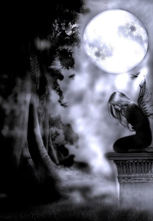 Darkness Moon Wicca, Moon Magic