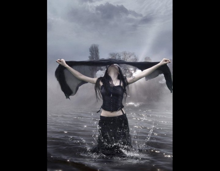 Witch In Black Waters
