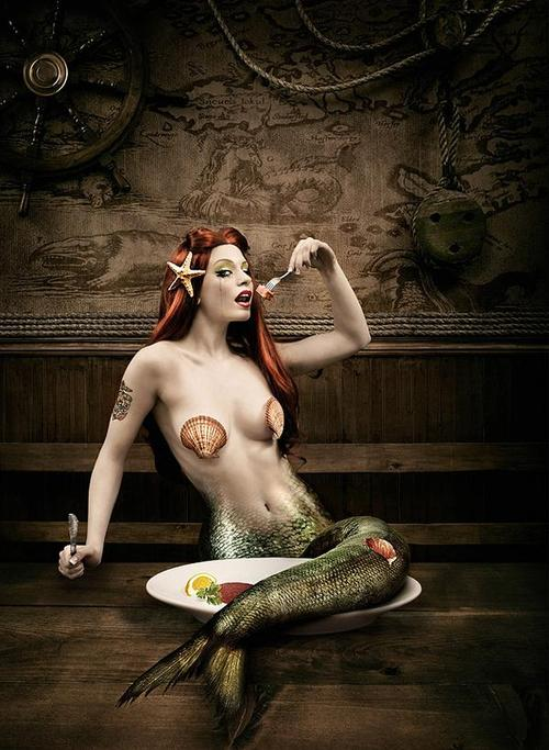 Eat Mermaid, Undines