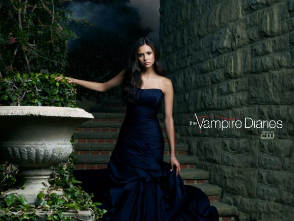Vampire Diaries In The Garden, Vampire Girls 1