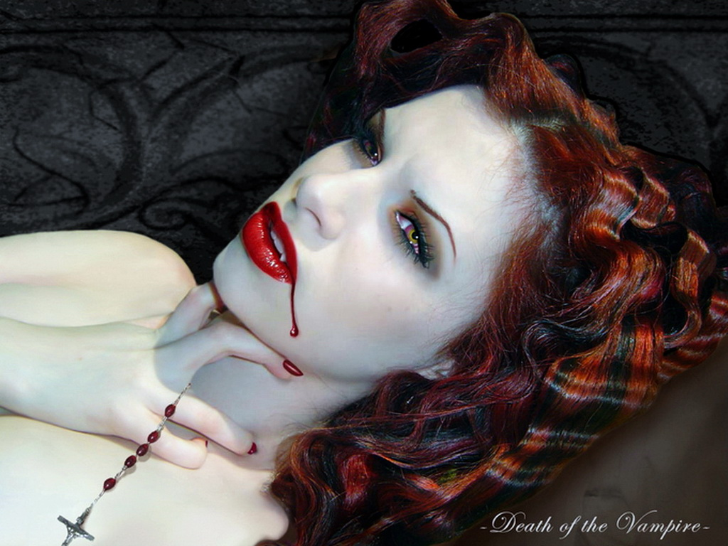 Death Of The Vampire