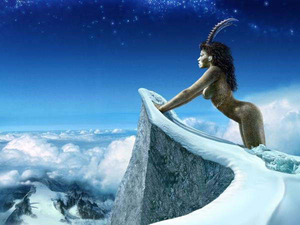 Daughter Of A Faun On A Mountain Top, Warriors 2