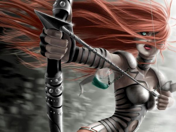 Red Haired Warrior