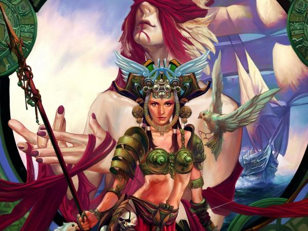 Warrior Of White Ship, Warriors 2