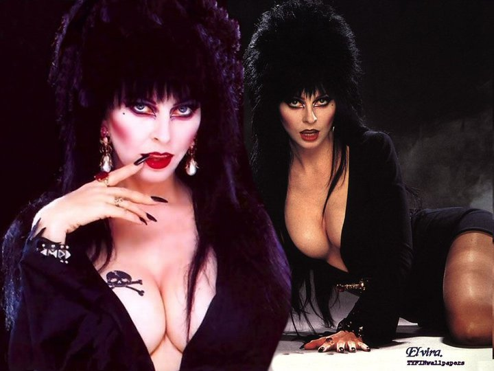 Sexy Wicked Girl Elvira