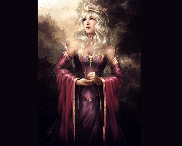 Magick Of Celestial Sorceress