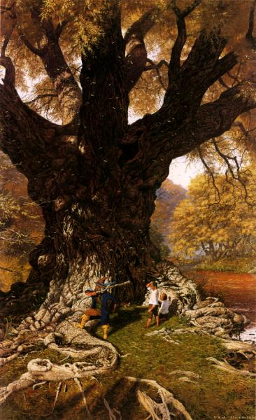 Old Oak Willow