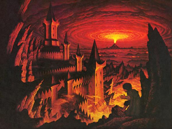 Red Hell Castle