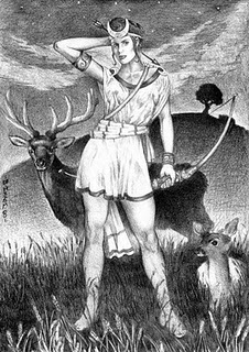 Artemis Goddess Of The Hunt