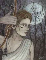 Invocation To Artemis