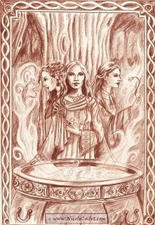 Cerridwen Cauldron A Tale Of Magic And Shapeshifting