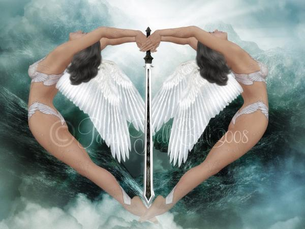Magian Angel Of Life