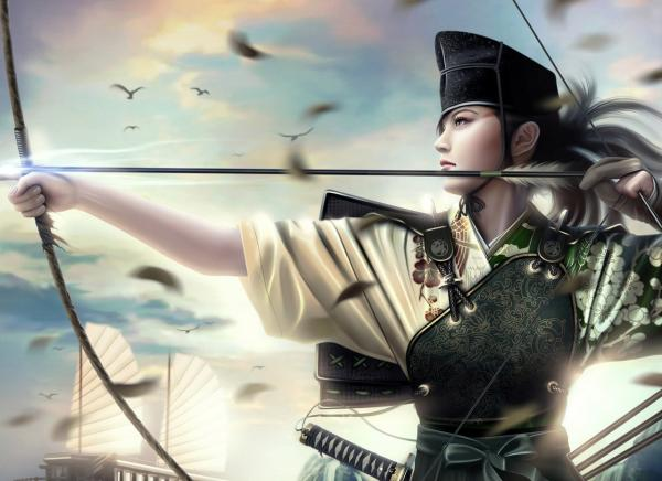 Archer Of Samurai