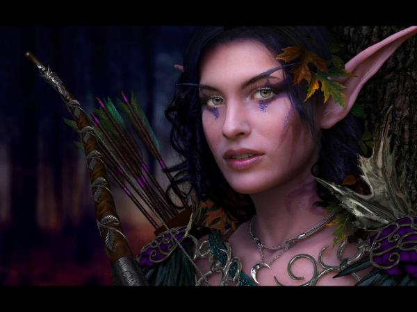 Elven Beauty