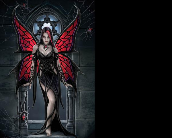 Sweet Queen From Underworld, Dark Goddess