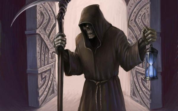 Dark Art Grim Reaper 03