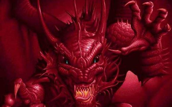Red Dragon Attack