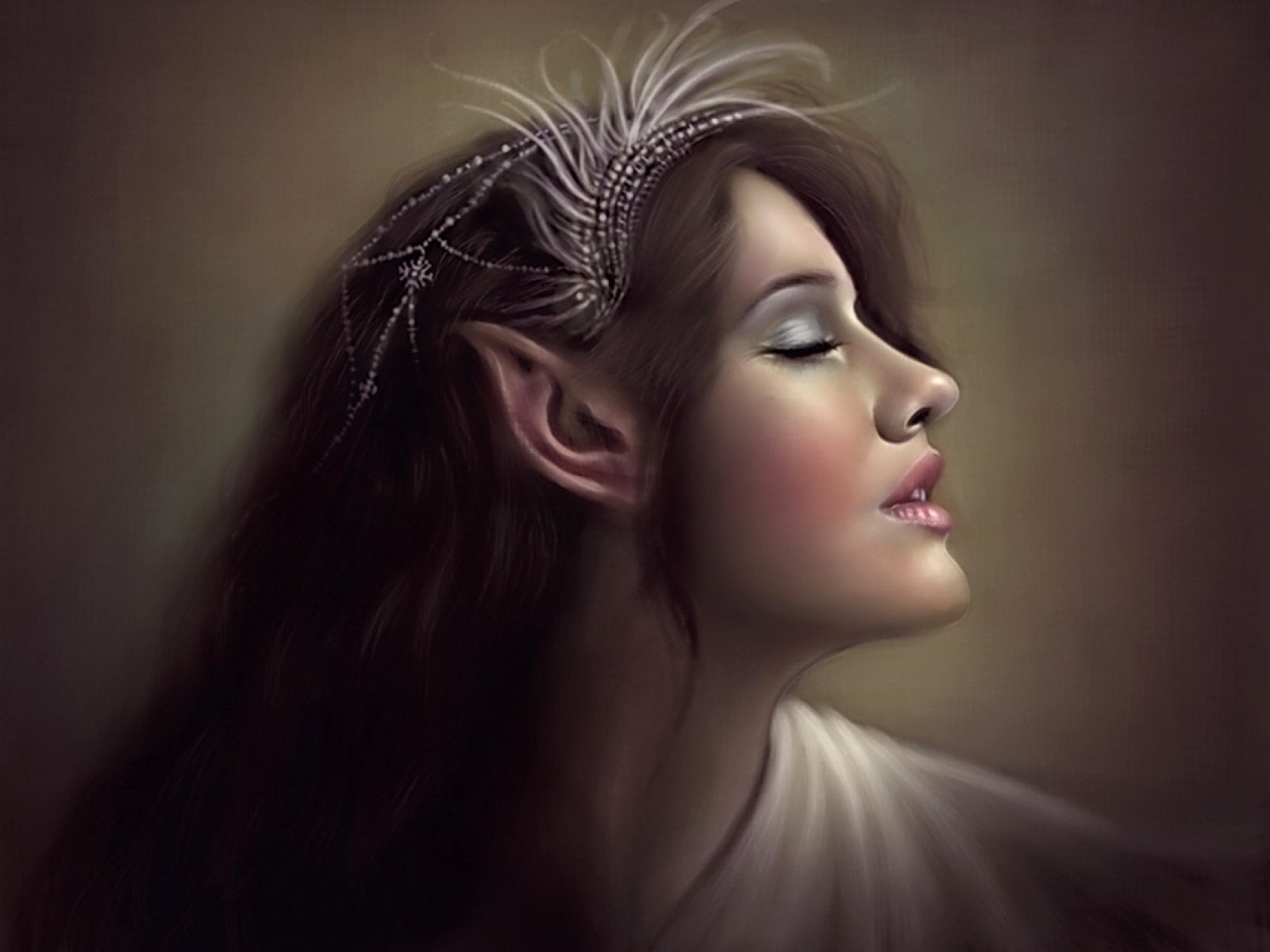 Dream Of Elven Princess