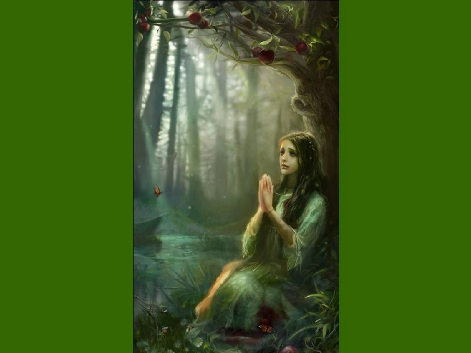 Faerie Baby, Fairies 1