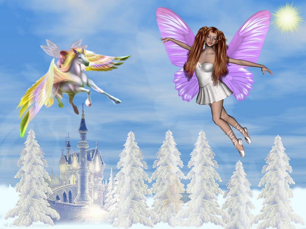 Fairy In Fayritale