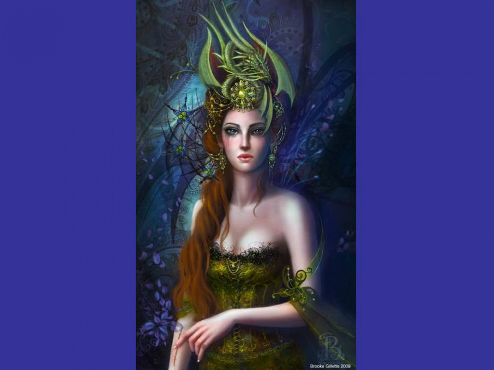 Goddess Of Dragons, Fairies 1
