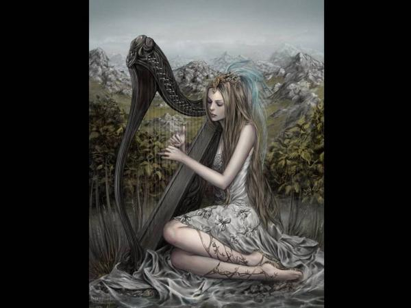 Marvelous Song Of The Harp
