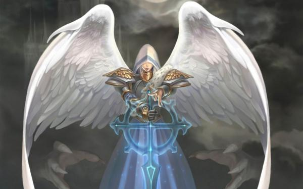 Angel Heroes Of Might And Magic