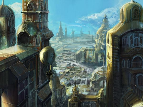 City Of Great Citadels