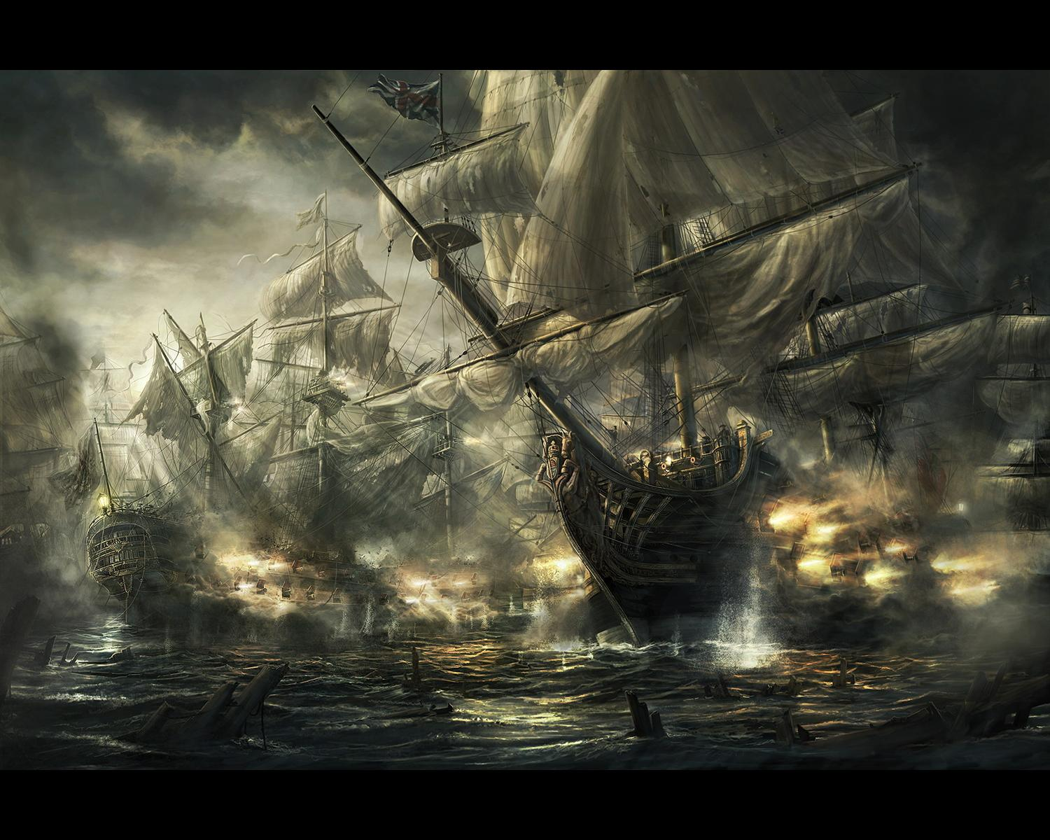 Ships Of Victory