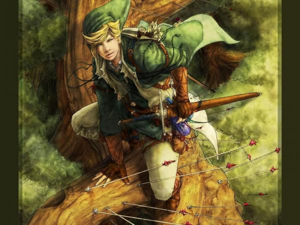 Archer Of The Magic Tree