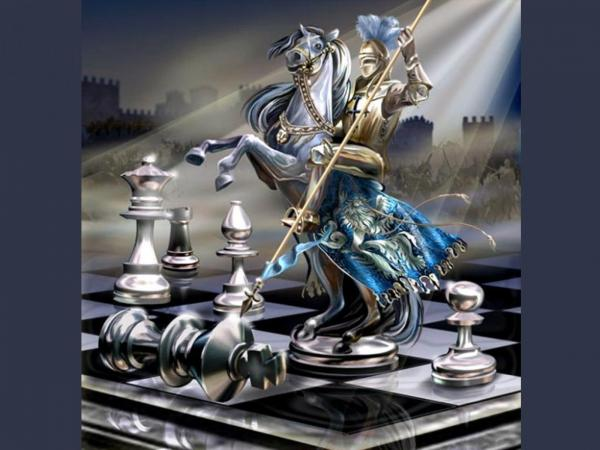 Magical Chess