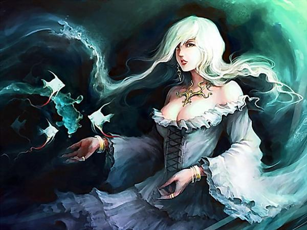 Lady Of Water Storm
