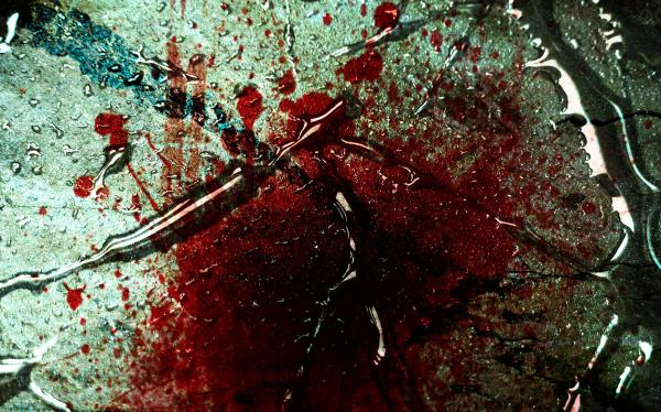 Blood Wet Metal By Stphq