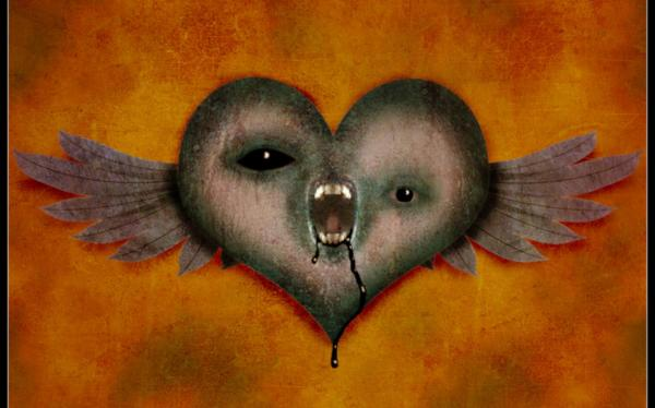 Scary Winged Heart For Dn