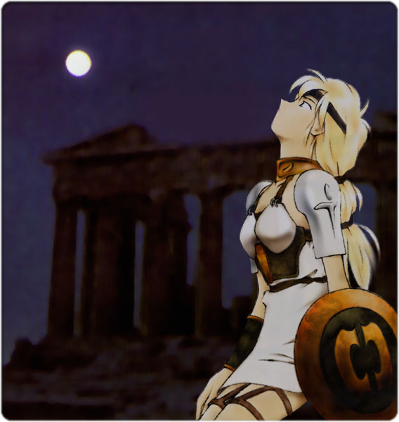 Sophitia 4, Warrior Girls 1