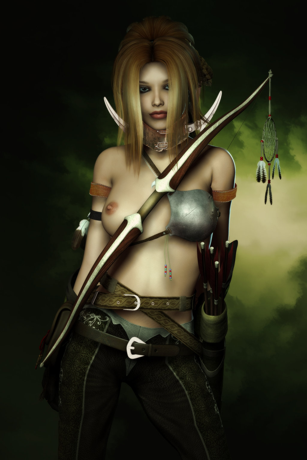 Archer Girl, Warrior Girls 1